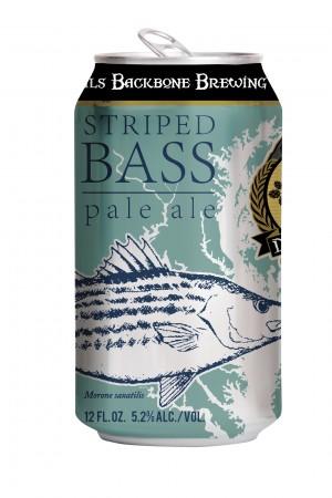 Striped Bass Pale Ale, Devils Backbone Brewing Company, Lexington
