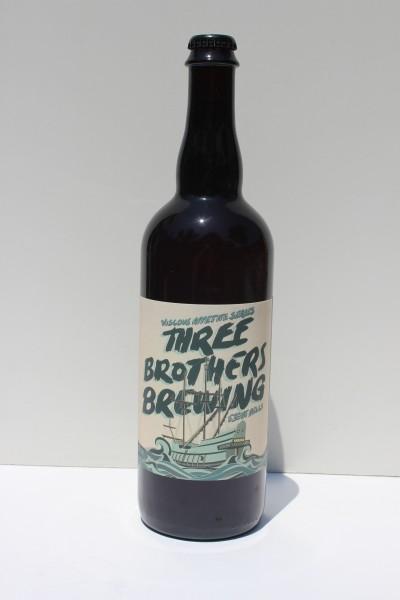 Eight Bells, 3 Brothers Brewing Co., Harrisonburg