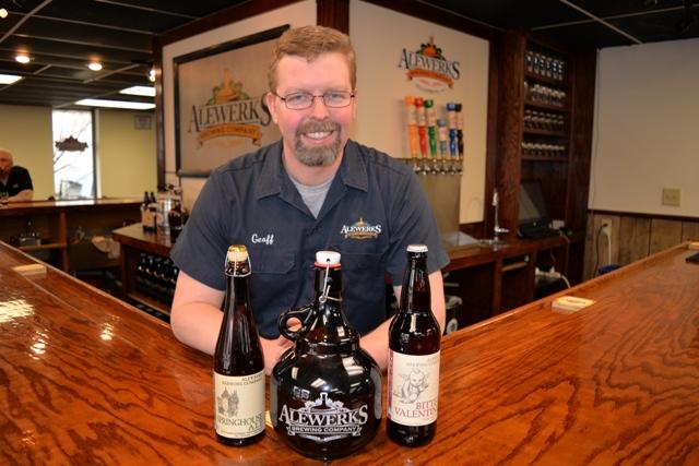 New Historic Beers Brewing at Alewerks