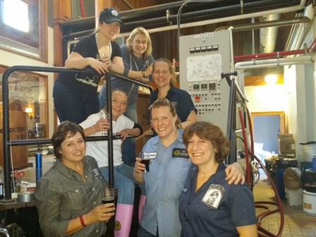 Virginia Women Collaboration Brew