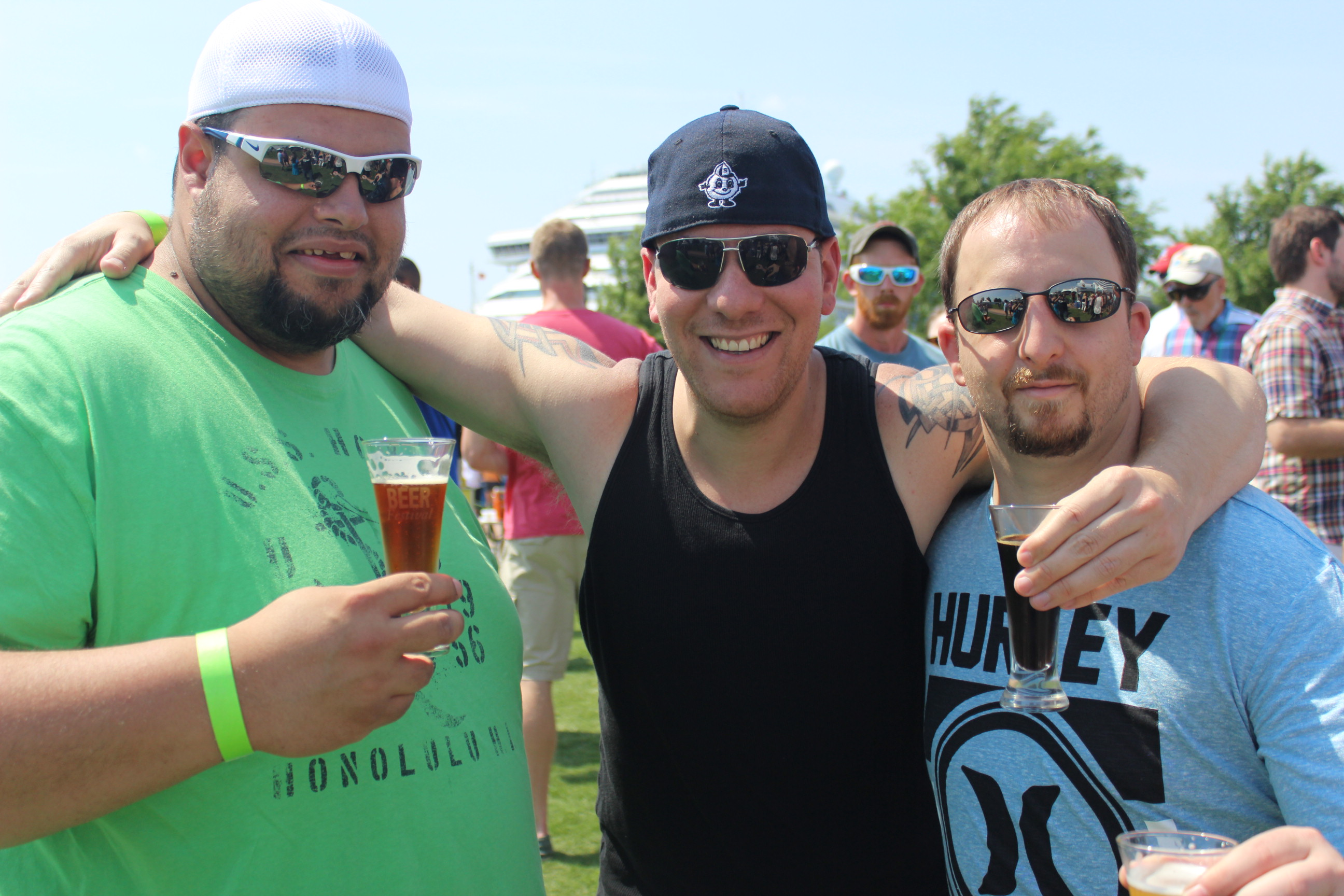 Virginia Beer Festival – May 2015