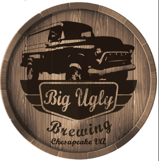 "Back in the ""Big Ugly"" Brewing Boots at Big Ugly Brewery"