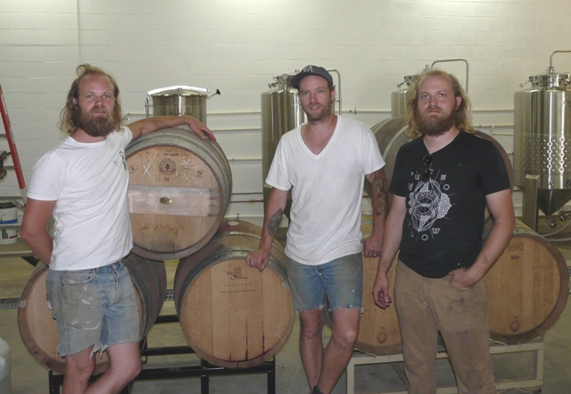 Pen Druid Brewing: Members of Psych-Rock Band Pontiak launch brewery in Sperryville