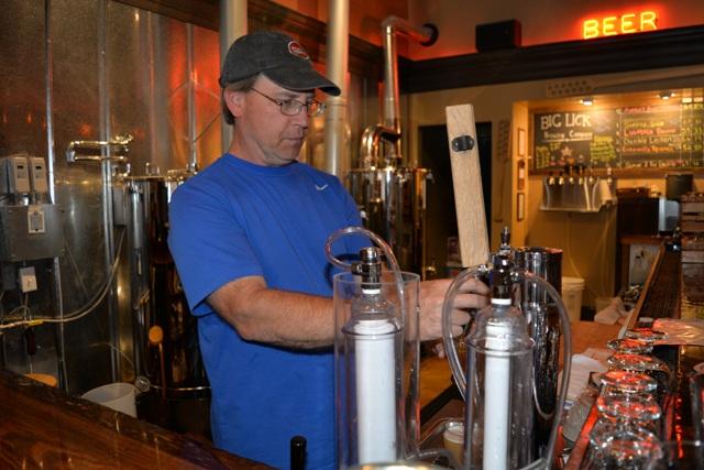 Explore a Pour along the Blue Ridge Beer Way   Virginia
