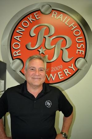 (Roanoke Railhouse owner Steve Davidson)