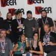 O'Connor Brewing Company was awarded the Golden Tap by Veer Magazine in Norfolk