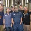 Bill Butcher (far left) and his brew crew at Port City
