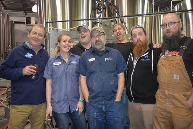 Port City Crowned 2015 Small Brewery of the Year