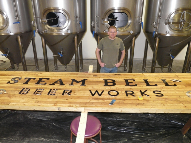 Steam Bell Beer Works: Another first for Chesterfield County