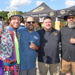 1.	Virginia's craft brewers gather each August at Devils Backbone to compete for the Virginia Beer Cup
