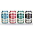 VA Beer company cans