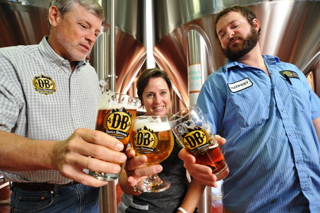 1 Devils Backbone brewery
