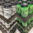 The Veil Brewing's Reverie Distribution company gets its canned IPA products to retailers. Photo courtesy of The Veil. _(
