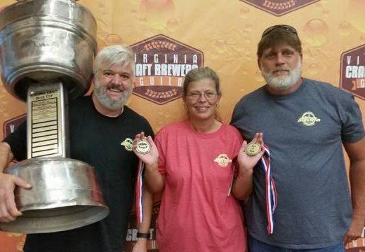 web Awards James River Brewery