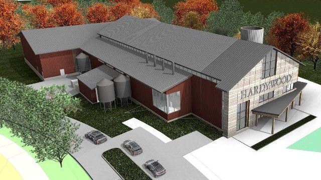 (Prototype of Hardywood Park's Goochland facility)
