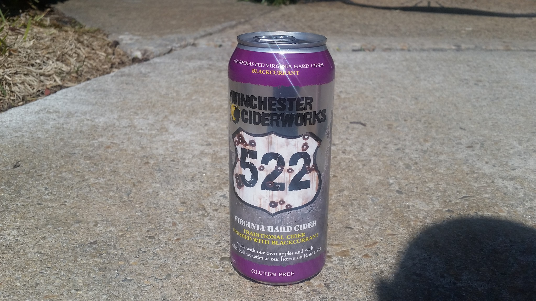 REVIEW: Winchester Ciderworks