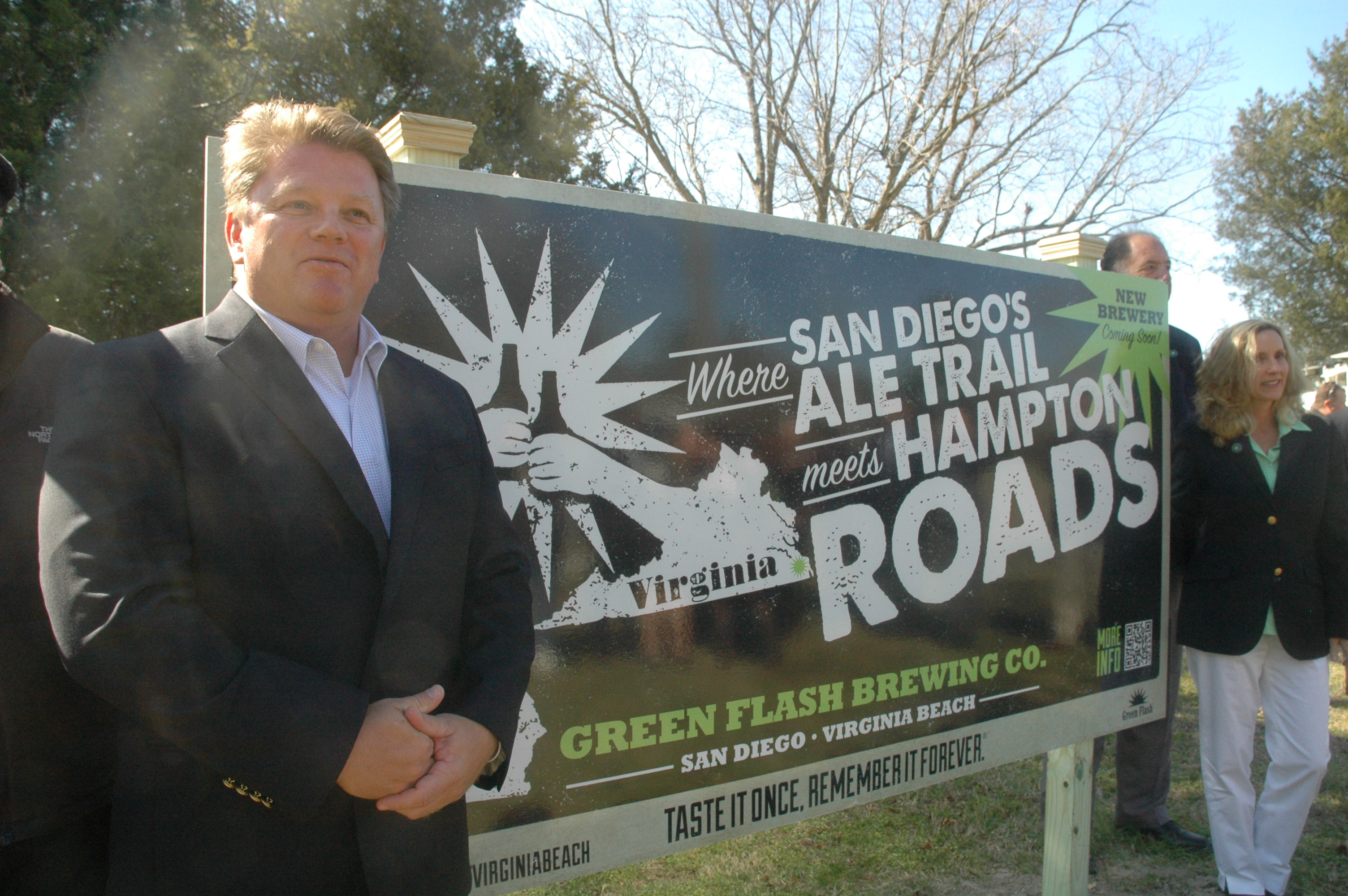 Green Flash Foreclosed Upon