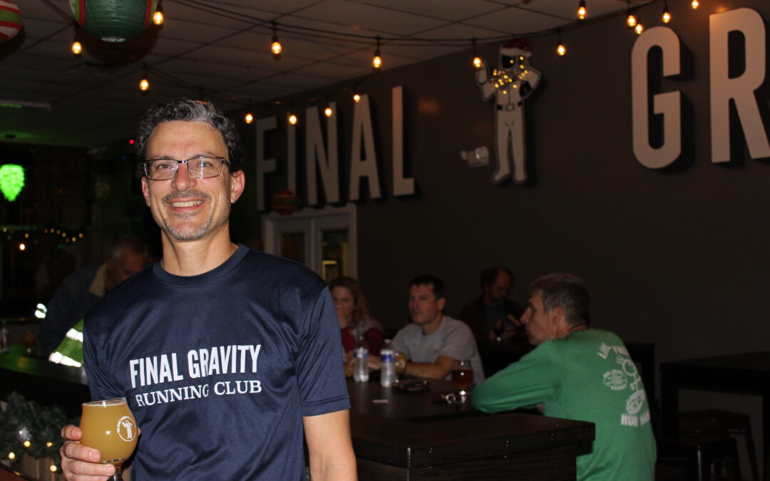 Home-brew Exploration Launched Final Gravity