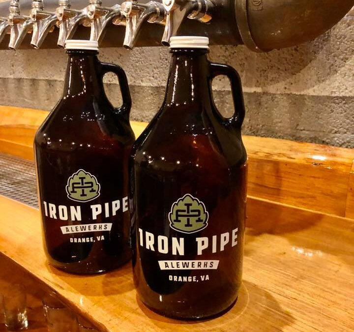 Thinking Orange at Iron Pipe Alewerks