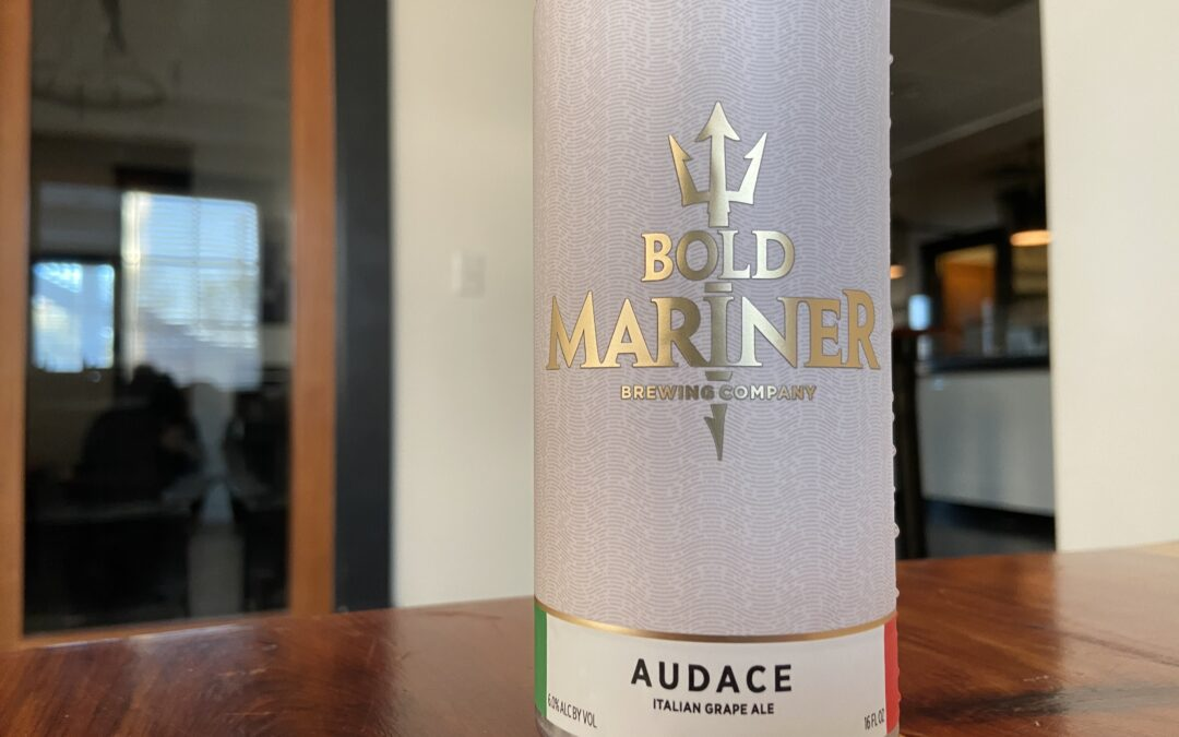 Audacious Bold Mariner Unveils NATO Fest Beer