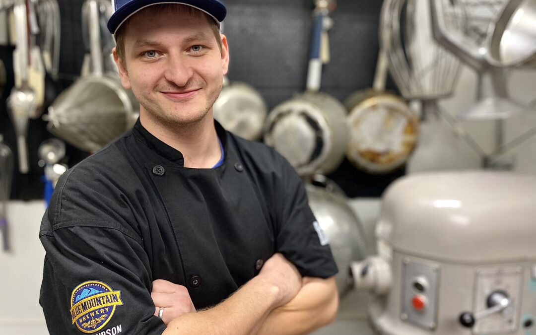 In The Kitchen: Blue Mountain Brewery's Cole Gibson