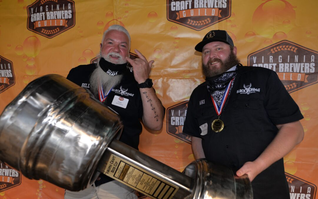 Black Hoof Wins 2020 Virginia Craft Beer Cup