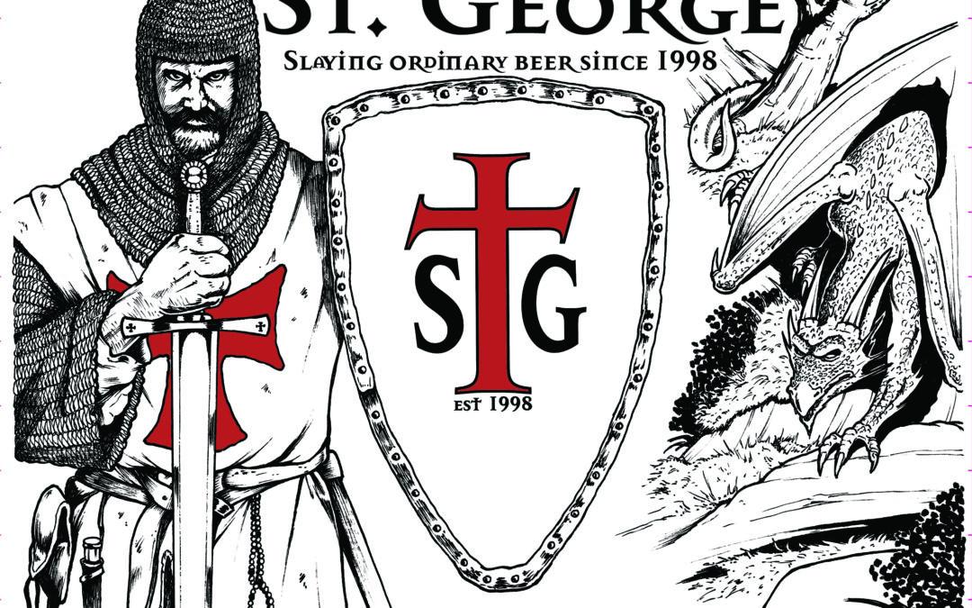 The Rebranding of St. George Beer