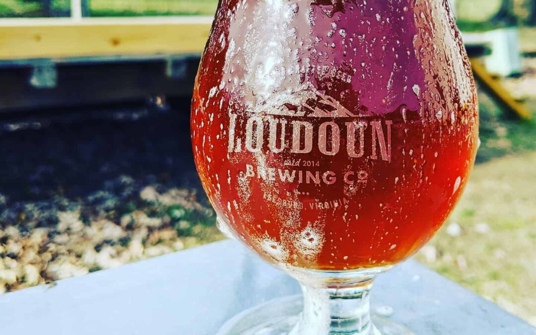 Beer is Food at Loudoun Brewing Company