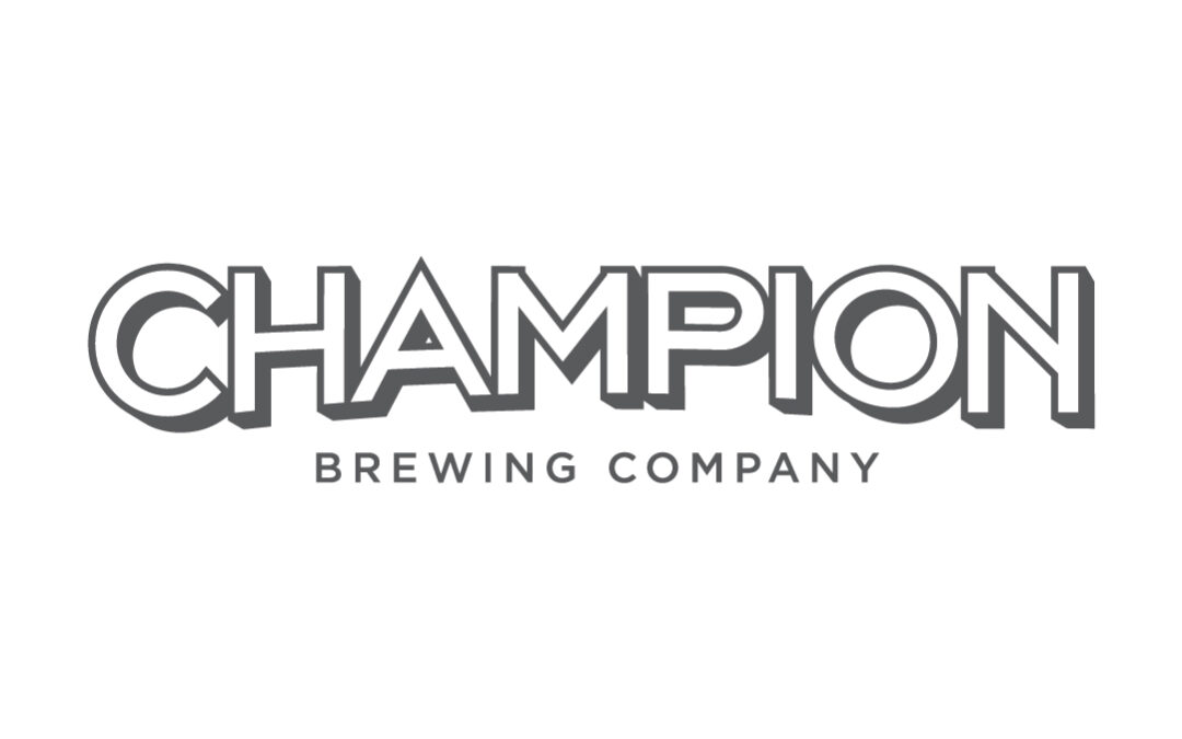 New Logo for Champion Brewing