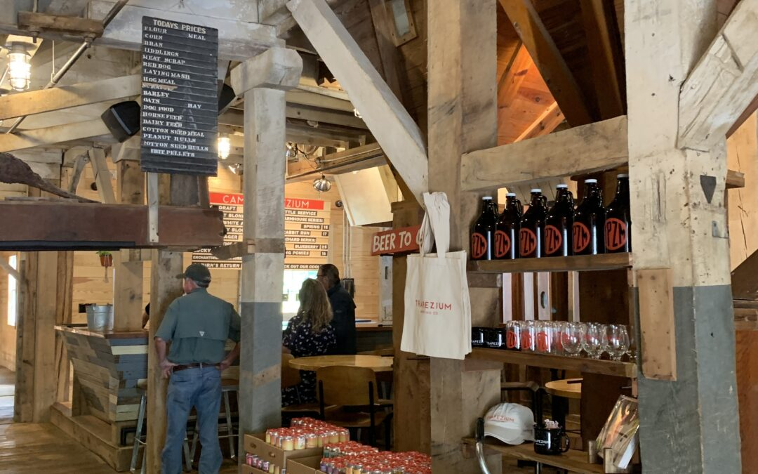 Breweries Breathing New Life into Old Buildings